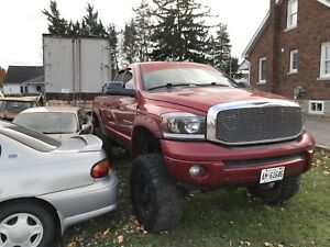 2006 Dodge Ram 2500 11200 obo