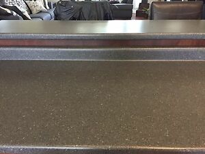MUST GO!  Beautiful counter top and stainless double sink