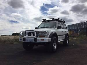 1992 80 Series Toyota LandCruiser Auto with 6.5 Chev Turbo Diesel Midland Swan Area Preview
