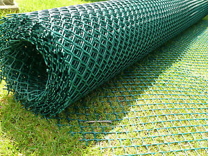 1x10m Grass Reinforcement Mesh Pet Animal Pedestrian Ground Protection Lawn Mat