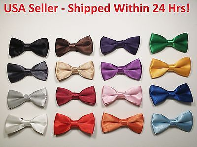 Buy Bow Ties (New! Premium Boys Bow Ties, fits most kids – BUY 2 GET 1)
