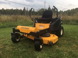 Cub Cadet RZT L46 FAB Zero Turn!  1 year old!Trade ins welcome!