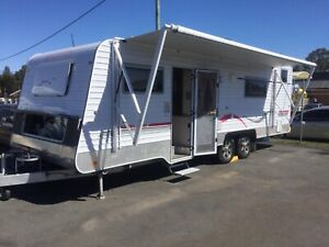 2010 Spaceland caravan Capalaba Brisbane South East Preview
