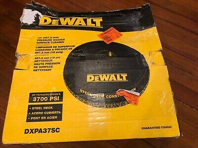 Dewalt Dxpw37sc 18 Surface Cleaner For Gas Pressure Washer