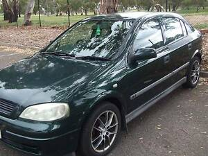 1999 Holden Astra Hatchback Angle Park Port Adelaide Area Preview