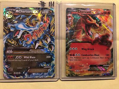 Pokemon 2014 Flashfire Mega Charizard Ex And Charizard Ex PSA 10???