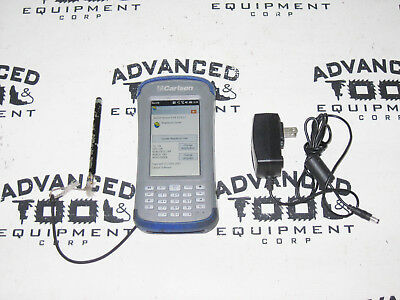 Carlson Archer 2 Handheld Data Collector Survce 5.08 Total Station Gps Options
