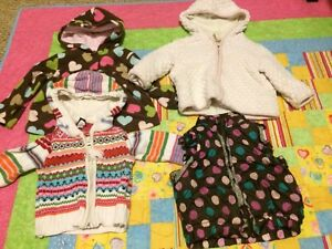 12-18M SWEATERS TWO DOLLARS EACH
