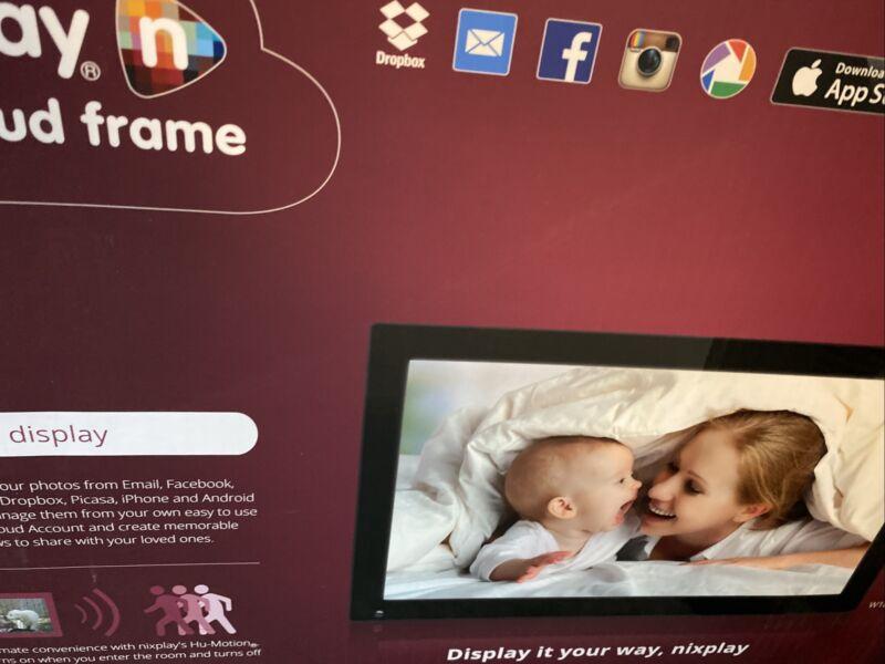 nixplay wifi frame