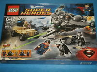 Lego 76003 Superman: Battle Of Smallville (man Of Steel)new Boxed Dc Universe A - lego - ebay.co.uk