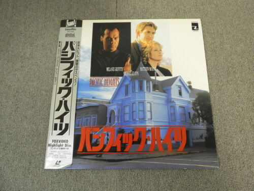 Pacific Heights - Laser Disc - OBI JAPAN LD