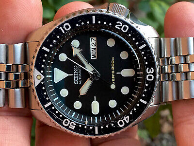 Diver vintage Seiko Scuba SKX 007 Automatic GENUINE FULL WORKING