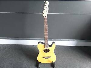 ELECTRIC ACOUSTIC - FENDER SQUIER TELECOUSTIC Mount Lawley Stirling Area Preview