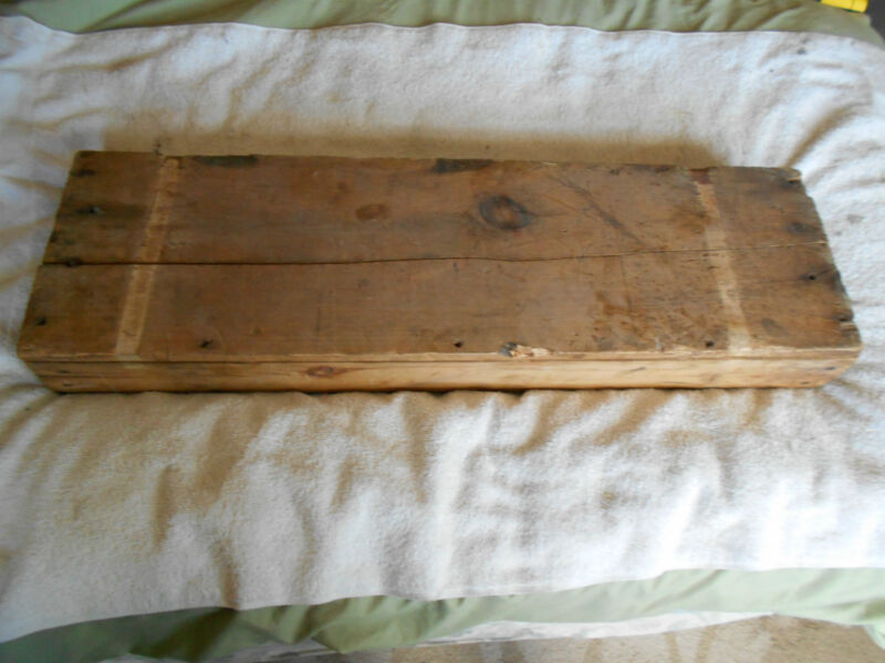 US model 1903A3 springfied rifle parts NOS unissued 30-06 cal barrel from crate