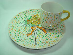 Taste Seller by Sigma Forever Thine Gloria Vanderbilt Plate & Cup