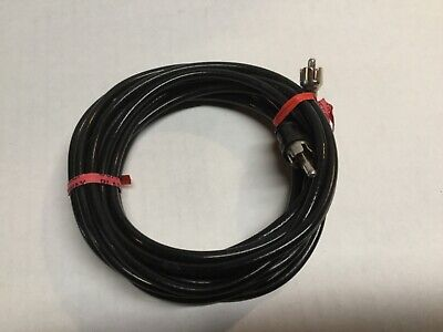 Original Atari 2600  OEM   RF Video Cable  Tested and Cleaned