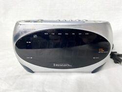 Emerson Research Smartset Am/Fm Dual Alarm Clock Radio CKS1862 - Free Shipping