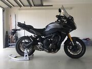 Yamaha Tracer MT09 Gladstone Gladstone City Preview