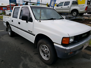 Holden Rodeo 4Cyl Dualcab 4x4 Ute Currimundi Caloundra Area Preview