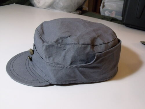 Nationalist Chinese Officers Gray Summer Field Cap