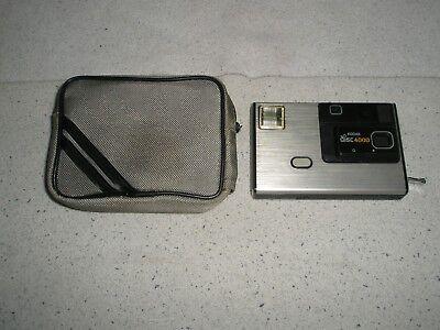 Дисковые фотокамеры Vintage Kodak Disc 4000