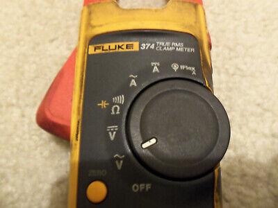Fluke 374 True-rms Acdc Clamp Meter Tool