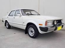 1979 Ford Cortina GL, X Pak, Sedan. 4.1 Litre, T Bar Auto Penrith Penrith Area Preview