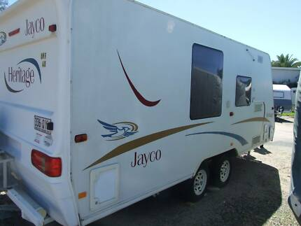 Jayco Heritage Caravan