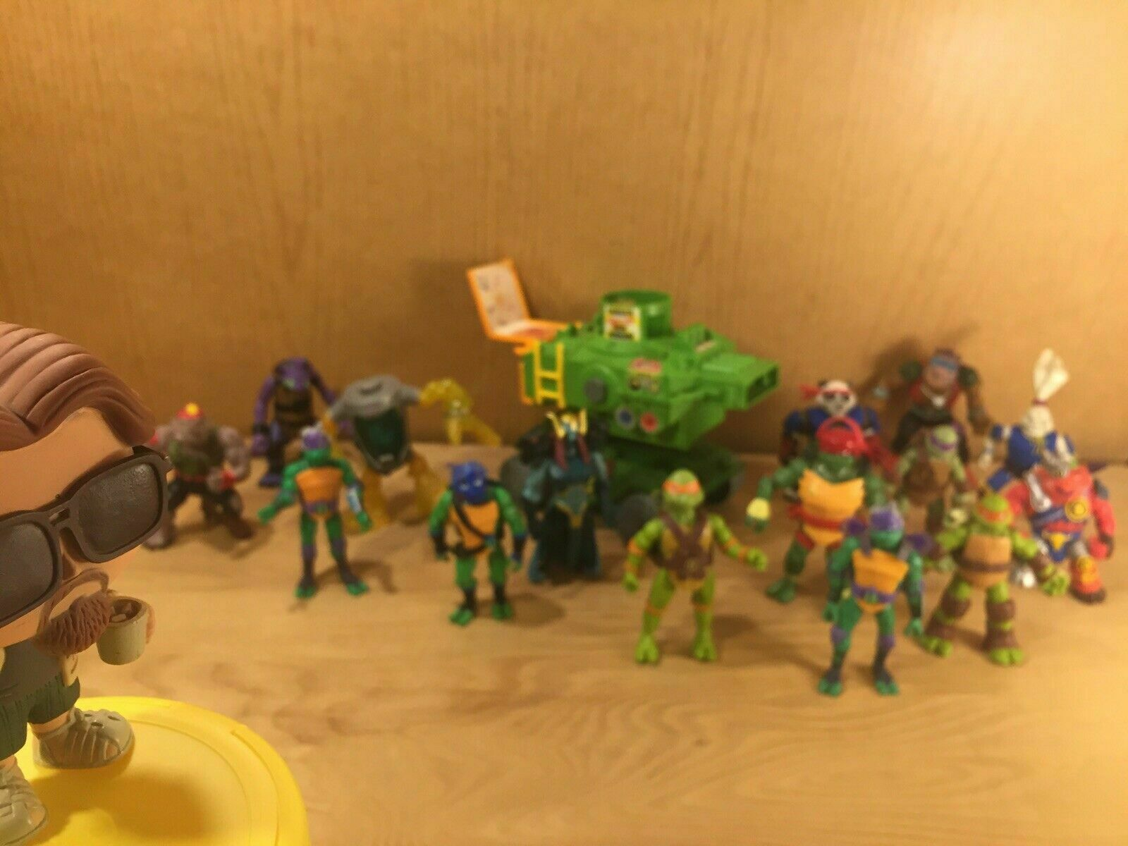 WEAPONS PARTS Teenage Mutant Ninja Turtles A YOUR CHOICE 1989 TMNT ACCESSORIES