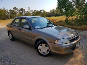 2001 Ford Laser Sedan/AUTO/6 MONTHS REGO/RWC