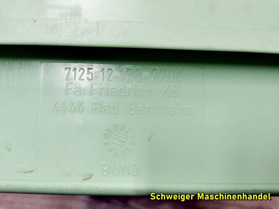 Stapelbox, Stapelkiste, Schütten, Kunststoffbox, versch. größen in Moosburg a.d. Isar