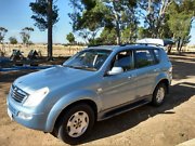 SsangYong Rexton 2004 Wasleys Gawler Area Preview