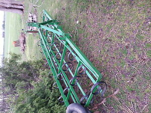 10 foot wide Cultivator