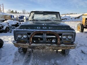 1971 GMC 4x4 body only.