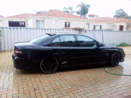 2004 Holden Commodore Sedan Vy SS