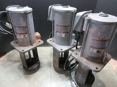 Hitachi 3 Phase Coolant Pump Cp-d183 180w 2p 200-220v Cnc Edm