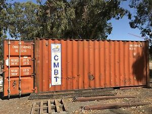 20ft sea container Belmont Belmont Area Preview