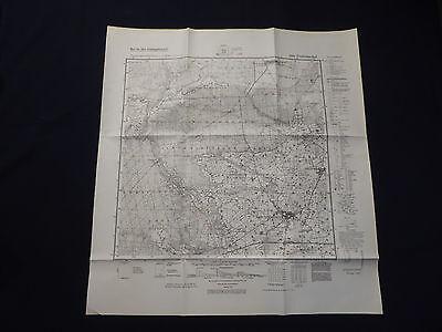 Landkarte Meßtischblatt 3662 Neutomischel / Nowy Tomyśl, Wartheland Posen, 1945