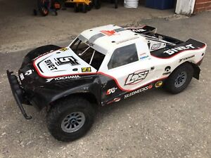 Losi 5ive-T Zenoah G290RC (traxxas hpi tlr)