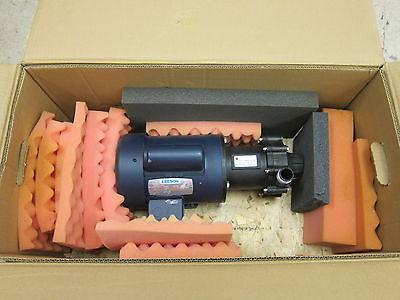 AMAT 0190-00169 CD0, PUMP, TECH-MAG M10 20711E (PVDF) LEESON A6034FL76A 401380
