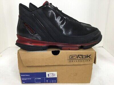 "Reebok XBeam Franchise MID style#4-71664 size 8 black/red ""vintage"""
