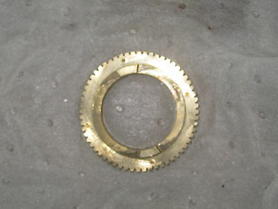 Motor Flow Control Fsh Motor Worm Gear Assy Part 22105-202 601 5500