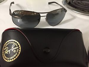 Ray Ban Sunglasses 100% UV Protection with Case