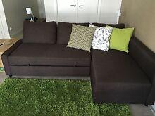 Friheten IKEA sofa bed Newington Auburn Area Preview