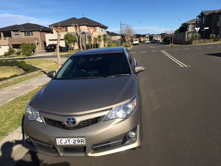 Toyota Camry Altise - Awesome car