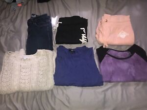 Large clothes lot