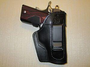 KIMBER-ULTRA-CARRY-II-COLT-DEFENDER-IWB-leather-holster ...