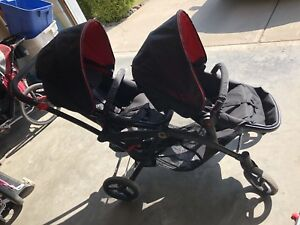 Contours Options elite dbl stroller