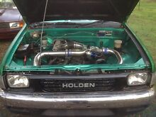 Holden rodeo turbo intercooled micro tech Ballarat Central Ballarat City Preview