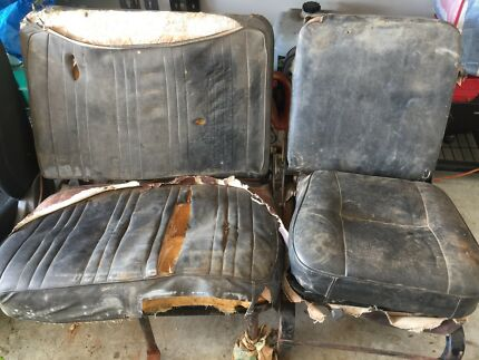 40 series landcruiser seats North Lakes Pine Rivers Area Preview
